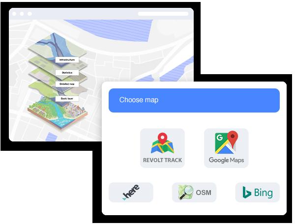 mappatura dei percorsi